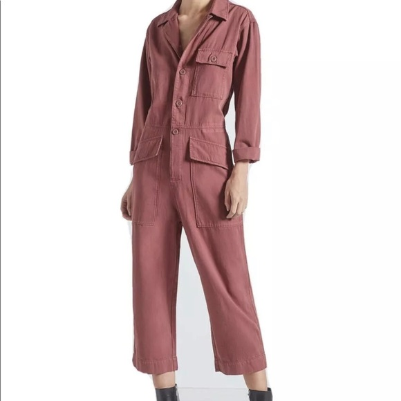 Current/Elliott Pants - NWT CURRENT/ELLIOTT COVERALL SIZE 2 $368
